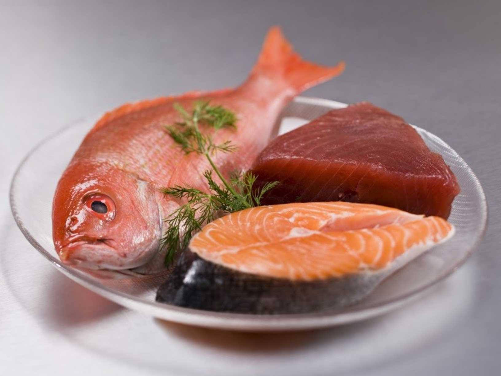 تاثیر ماهی و سلامت جنسی